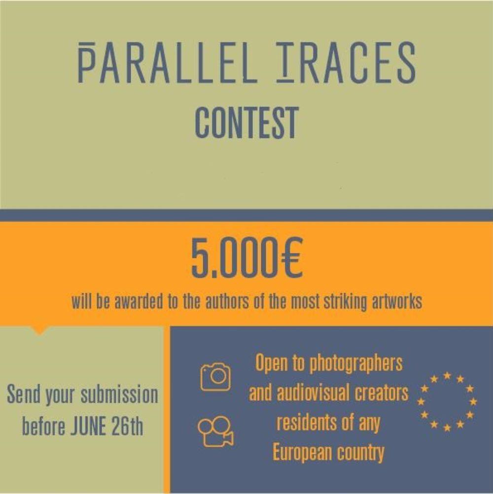 Przypominamy o trwającym konkursie dla fotografów i twórców sztuk wizualnych w ramach projektu Parallel Traces