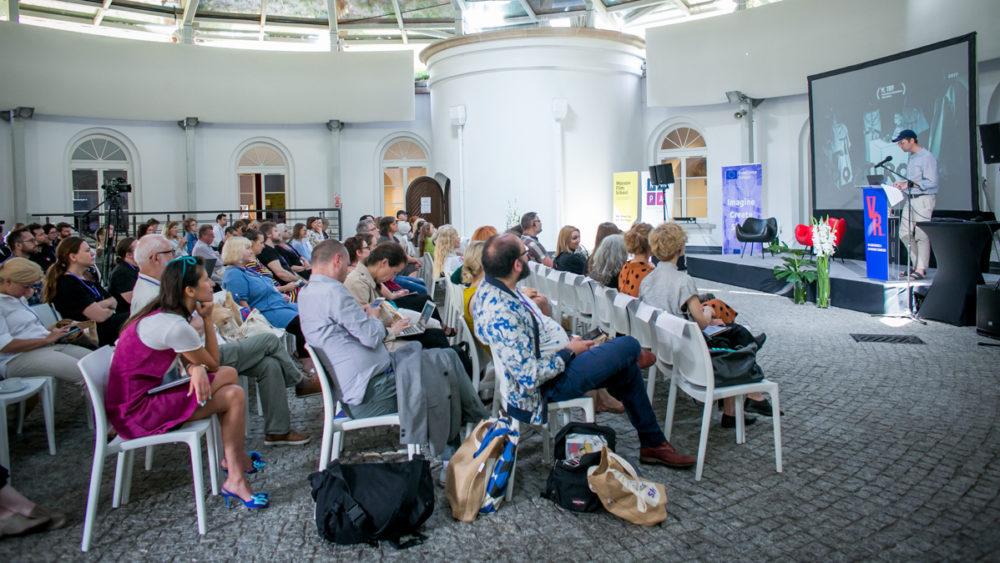 New Visions of Reality – relacja z międzynarodowej konferencji na temat mediów immersyjnych
