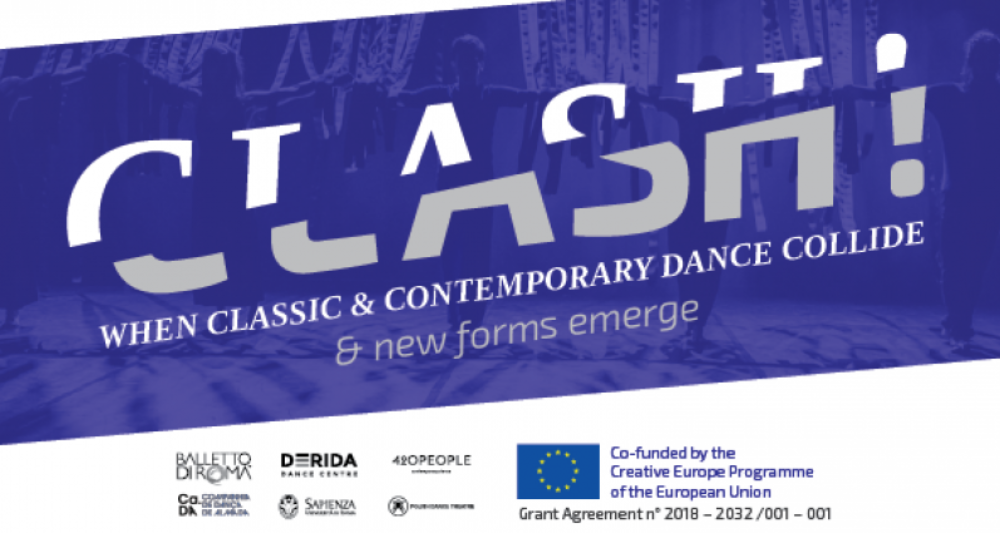 CLASH! When classic and contemporary dance collide and new forms emerge