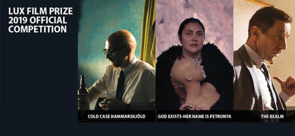 Finałowa trójka filmów w rywalizacji do LUX Prize 2019