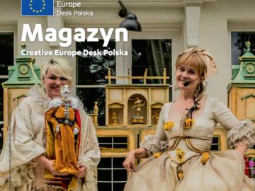 Magazyn Creative Europe Desk Polska 2/2019 [plik pdf, 12731 KB]