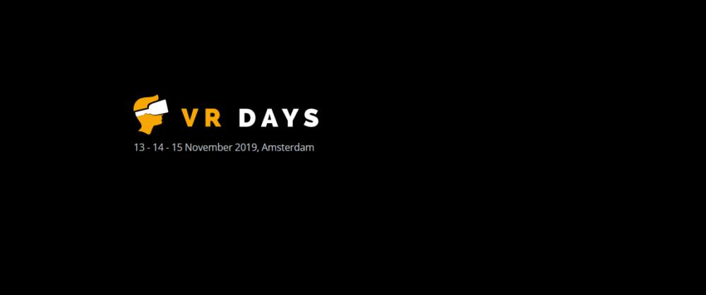 VR Days Europe zaprasza do udziału