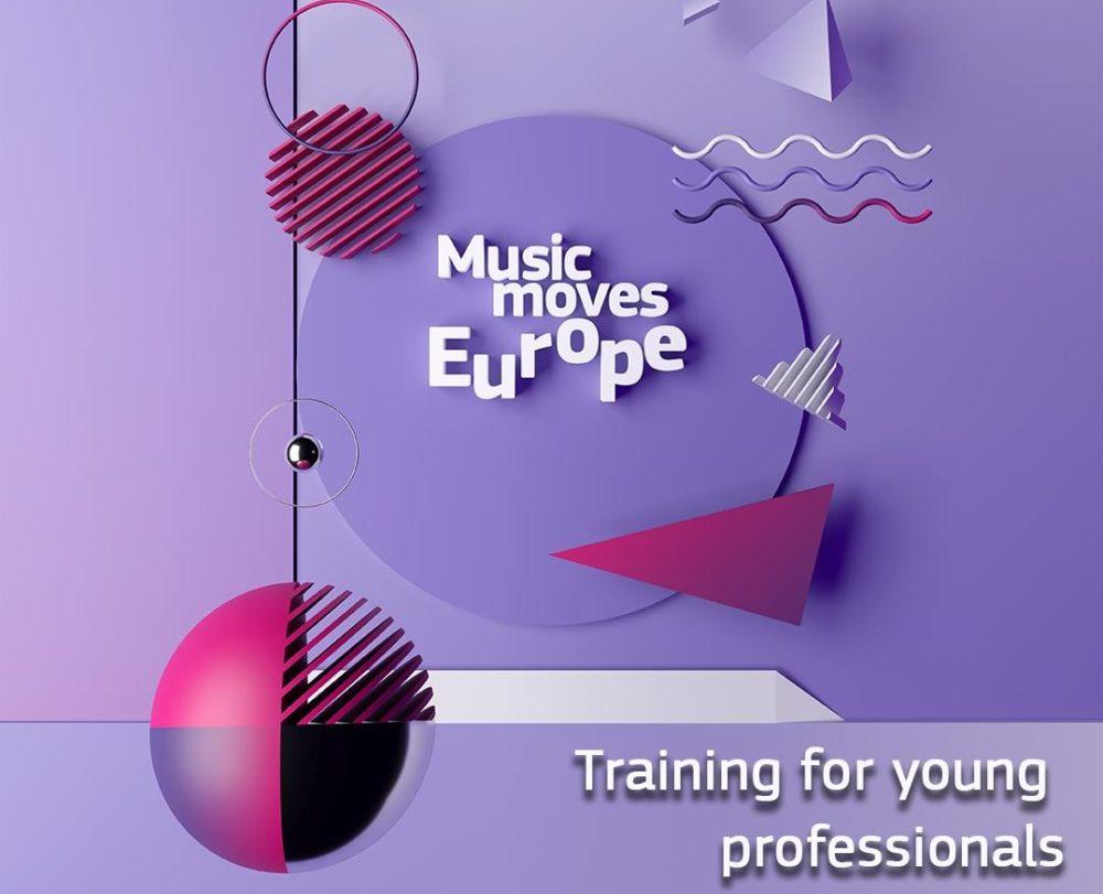 Nabór wniosków w ramach działania przygotowawczego Music Moves Europe