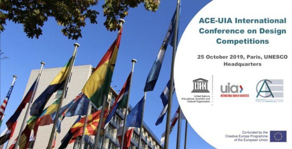 Międzynarodowa konferencja na temat architektonicznych konkursów projektowych