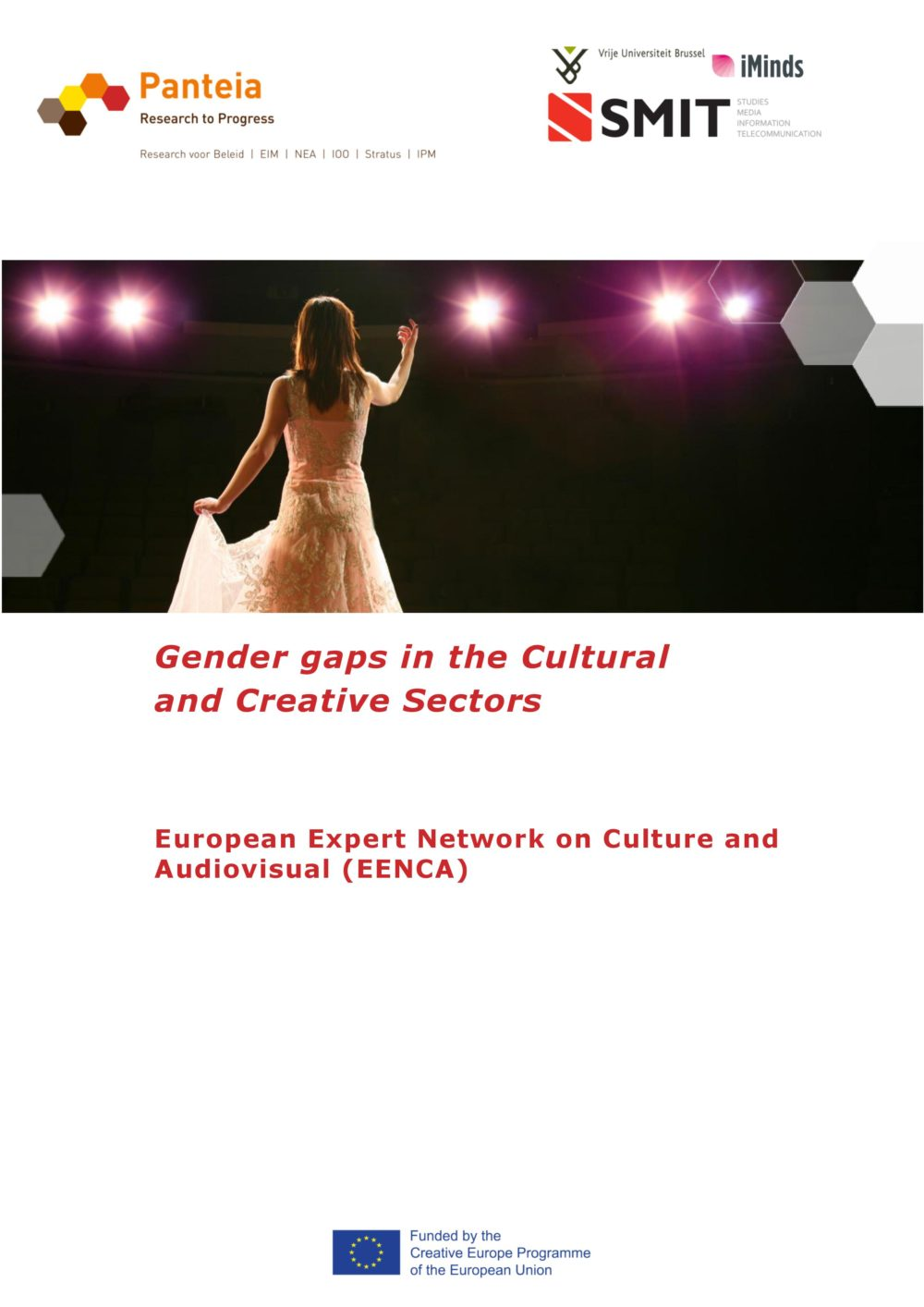 Raport: Gender gaps in the Cultural and Creative Sectors