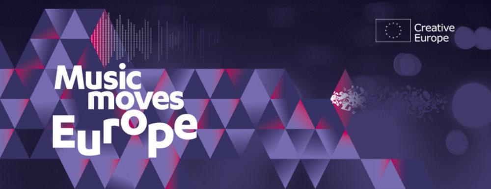 """Nabór wniosków w ramach inicjatywy Music Moves Europe – działanie """"Co-Creation and Co-Production"""""""