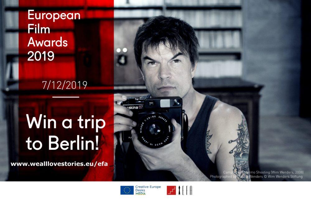 Wygraj wyjazd na ceremonię rozdania Europejskich Nagród Filmowych w Berlinie!