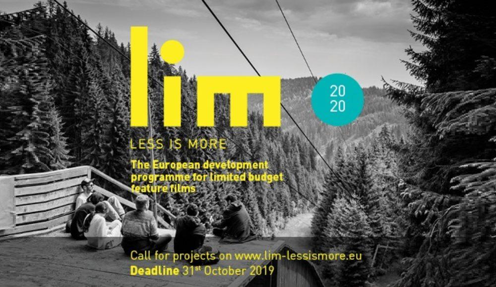Trwa nabór na warsztaty LIM | Less is More