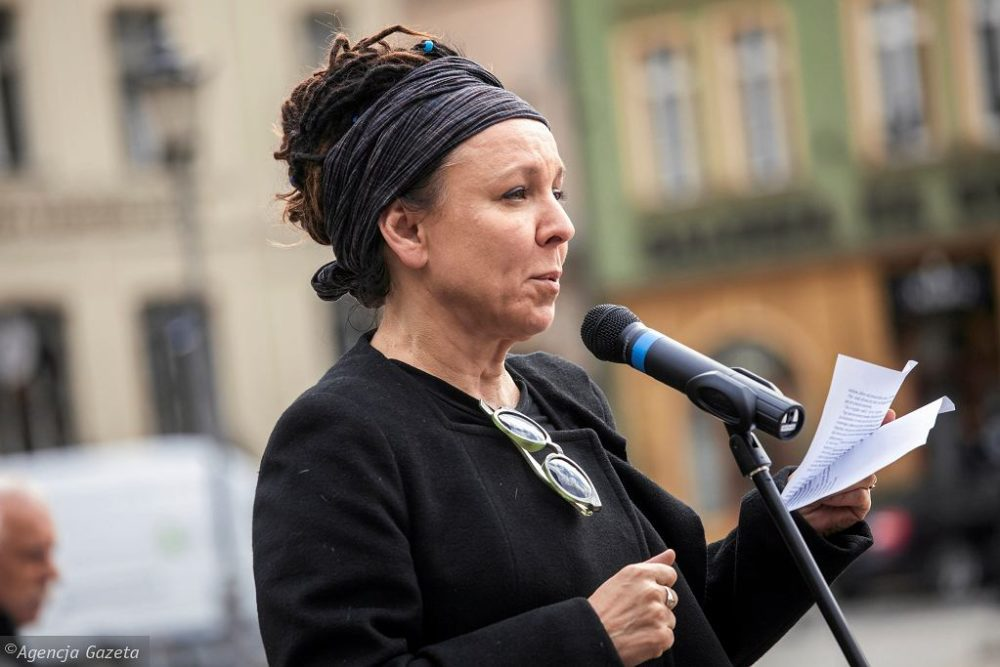 Literacka Nagroda Nobla 2019 dla Olgi Tokarczuk