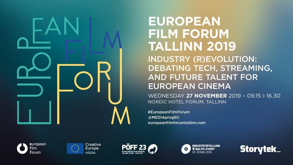 Europejskie Forum Filmowe w Tallinie