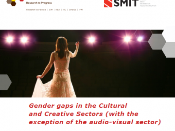 Gender gaps in the Cultural and Creative Sector (with the exception of the audio-visual sector) [plik pdf, 1347 KB]
