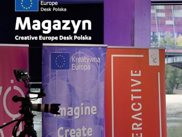 Magazyn Creative Europe Desk Polska 4/2019 [pdf, 10778 KB]