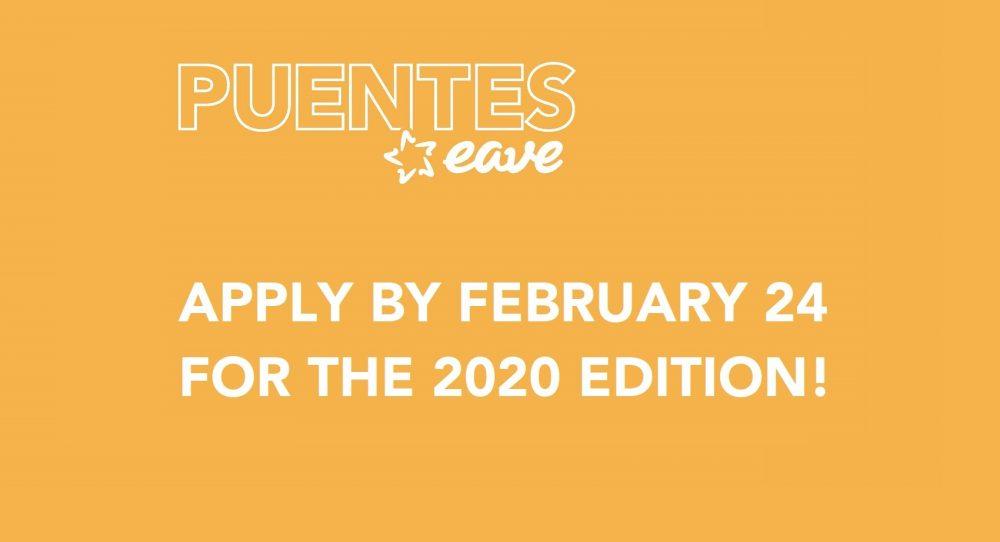 Trwają zapisy na program szkoleniowy EAVE Puentes 2020