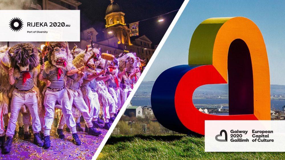 Galway i Rijeka – Europejskie Stolice Kultury 2020