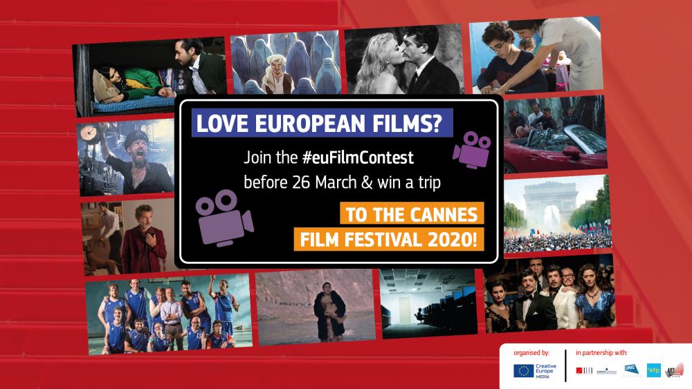 Rusza kolejna edycja konkursu #euFilmContest!