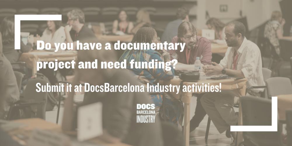Sekcja Industry na DocsBarcelona 2020