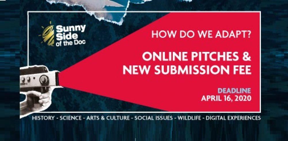 Sunny Side of the Doc (22-25 czerwca 2020 r.) wprowadza prezentacje online