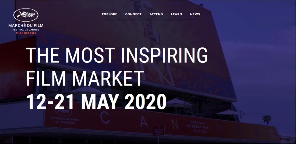 Stoisko MEDIA na Marche du Film w Cannes (12-21 maja 2020)