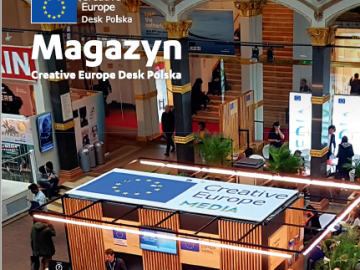 Magazyn Creative Europe Desk Polska 1/2020 [pdf, 12423 KB]