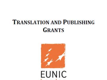 EUNIC Translation and Publishing Grants 2020 [plik pdf, 1283 KB]