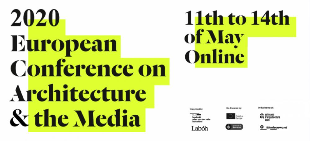 Europejska Konferencja nt. Architektury i Mediów, 11-14 maja 2020 r. – online