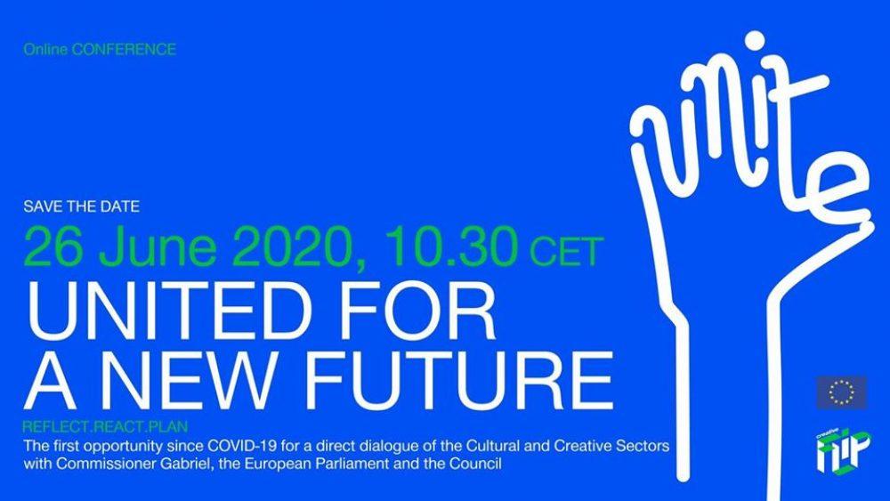 Konferencja Creatives Unite –  online 26 czerwca 2020 r.