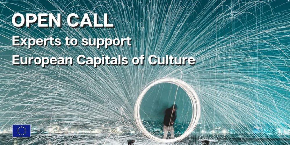 Nabór ekspertów wspierających Europejskie Stolice Kultury