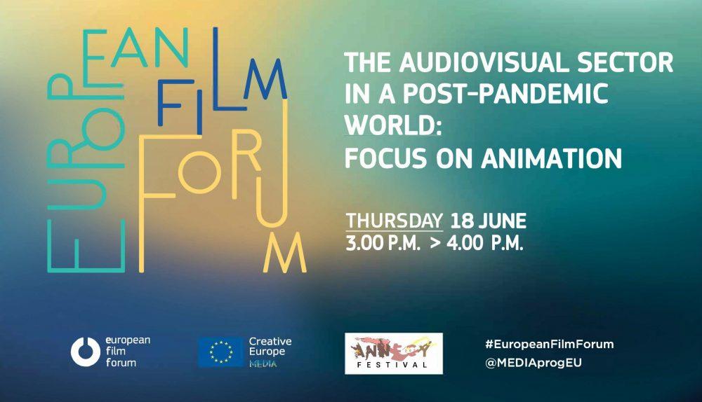 Europejskie Forum Filmowe w Annecy   18 czerwca