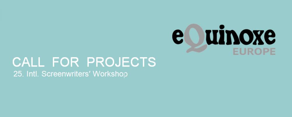 25. edycja eQuinox Europe – międzynarodowych warsztatów dla scenarzystów