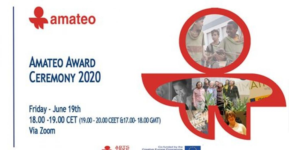 Rozdanie nagród europejskiej sieci Amateo Award 2020!