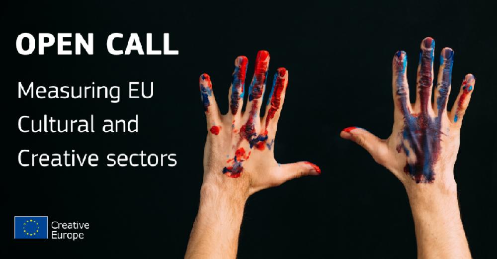 """Nabór projektów badawczych w ramach pilotażowej inicjatywy """"Measuring the cultural and creative sectors in the EU"""""""