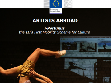 Artists abroad. i-Portunus the EU's First Mobility Scheme for Culture [plik pdf, 2,46 MB]