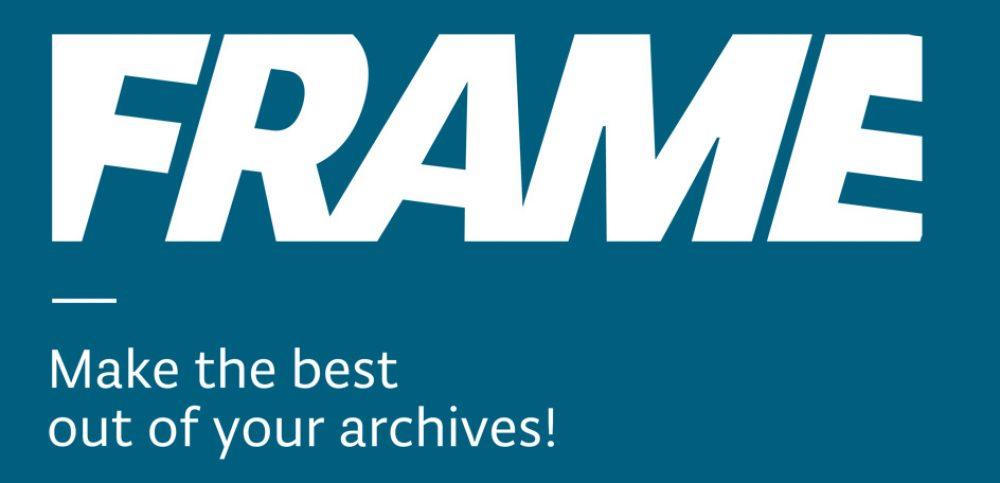 Szkolenie z zarządzania archiwami audiowizualnymi Frame 2020 odbędzie się online