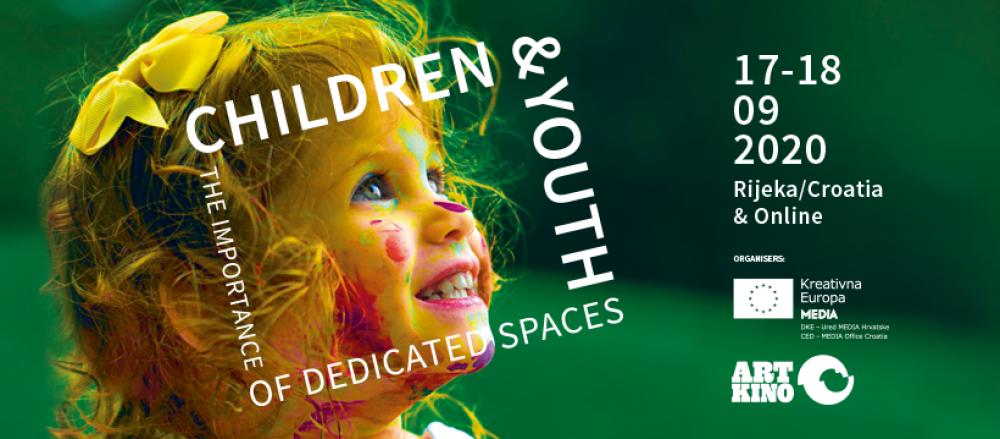 "Zaproszenie na konferencję ""Children & Youth – The Importance of Dedicated Spaces"""