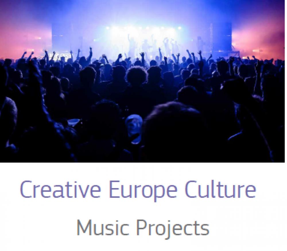 Music Projects – broszura informacyjna o dofinansowanych projektach muzycznych