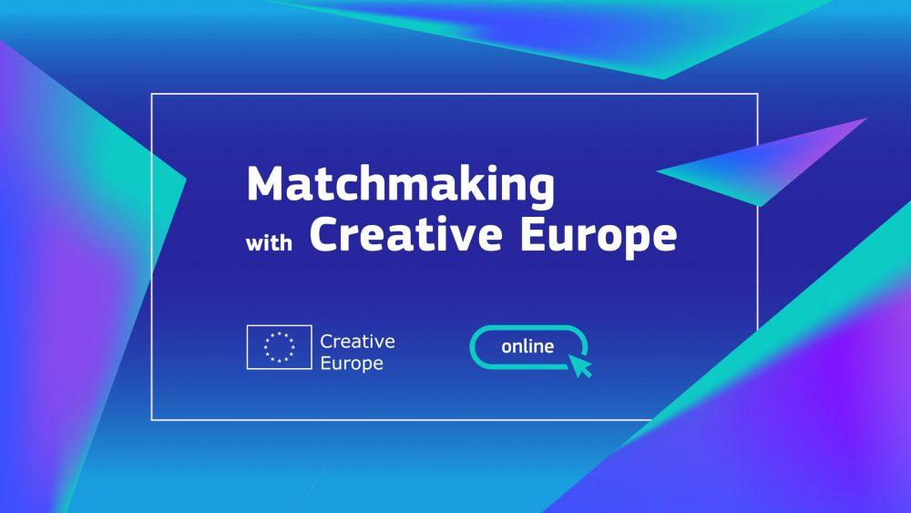 Międzynarodowe spotkania online dla organizacji sektorów kultury i kreatywnego na rzecz nawiązania partnerstw międzynarodowych