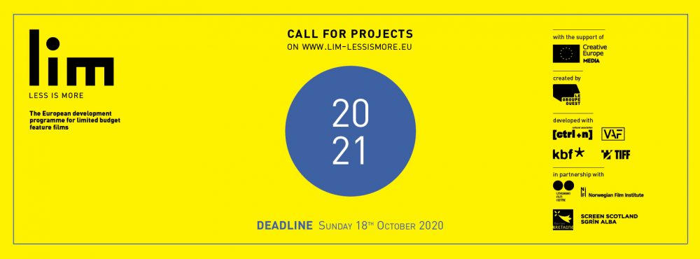 Trwa nabór do programu LIM Less is More 2021