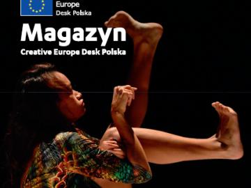 Magazyn Creative Europe Desk Polska 2/2020 [pdf, 14737 KB]