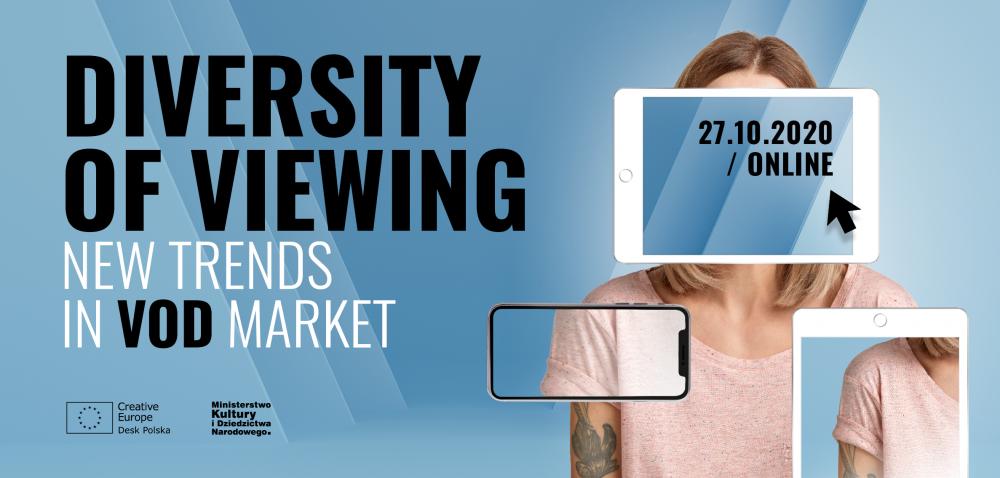 """Jak mościć się w kryzysie – relacja z konferencji """"Diversity of Viewing. New Trends in VoD Market"""""""