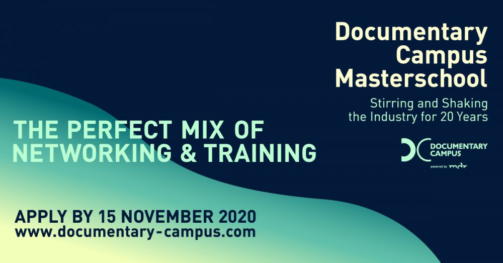 Documentary Campus Masterschool 2021