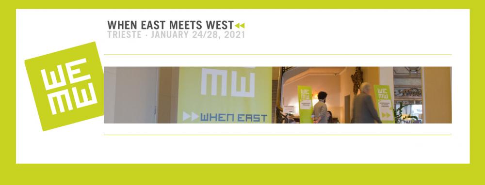 Forum koprodukcyjne When East Meets West 2021