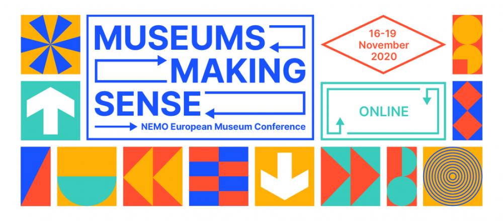 """Museums Making Sense"" | konferencja online, 16-19 listopada 2020"