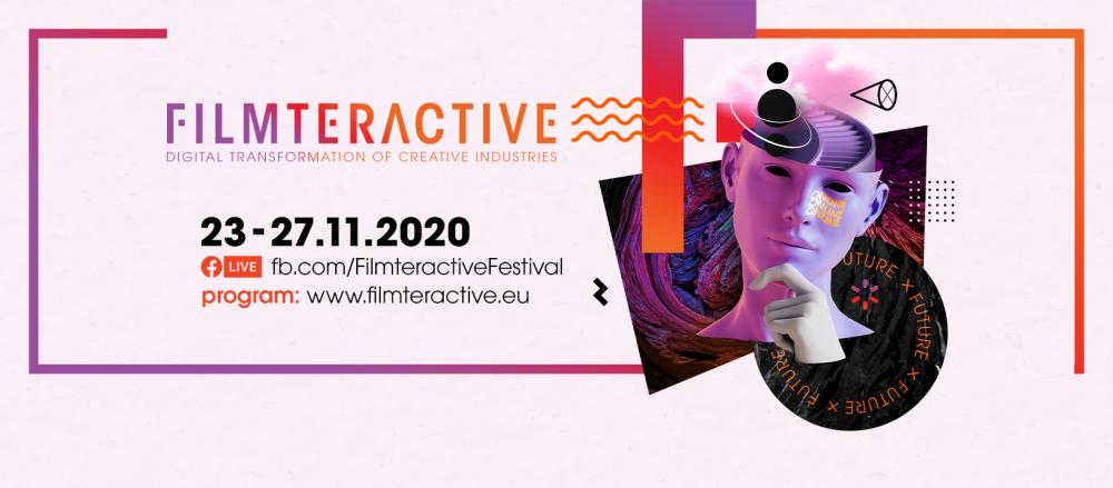 Filmteractive Festival 2020 dostępny online