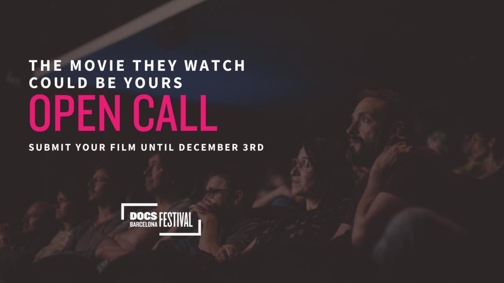 Trwa nabór filmów dokumentalnych do sekcji konkursowych DocsBarcelona