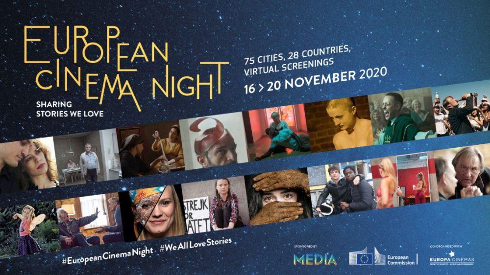 Rozpoczęła się 3. edycja European Cinema Night