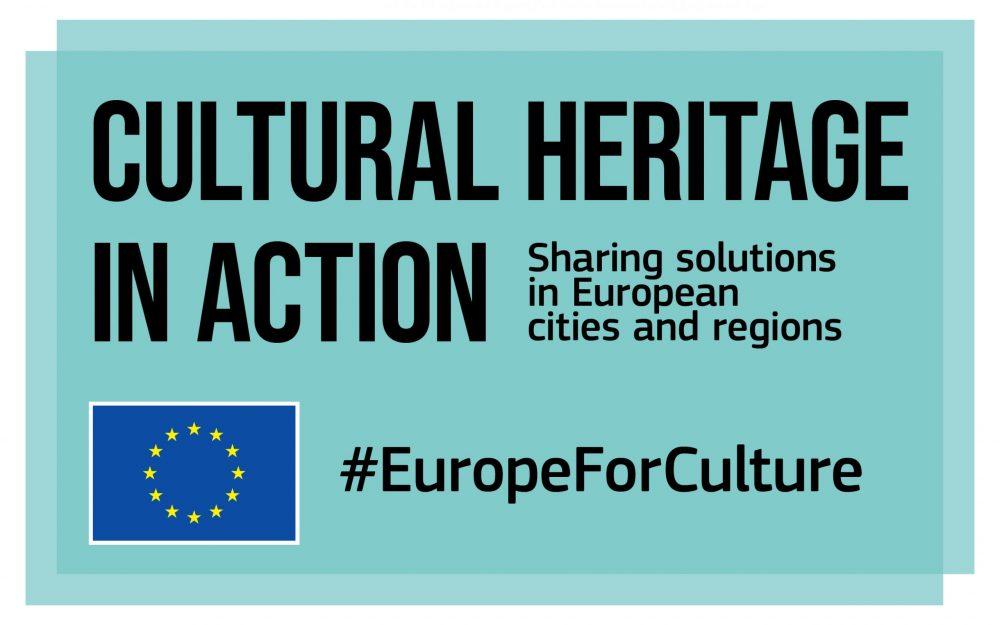 32 projekty wybrane w ramach Cultural Heritage in Action