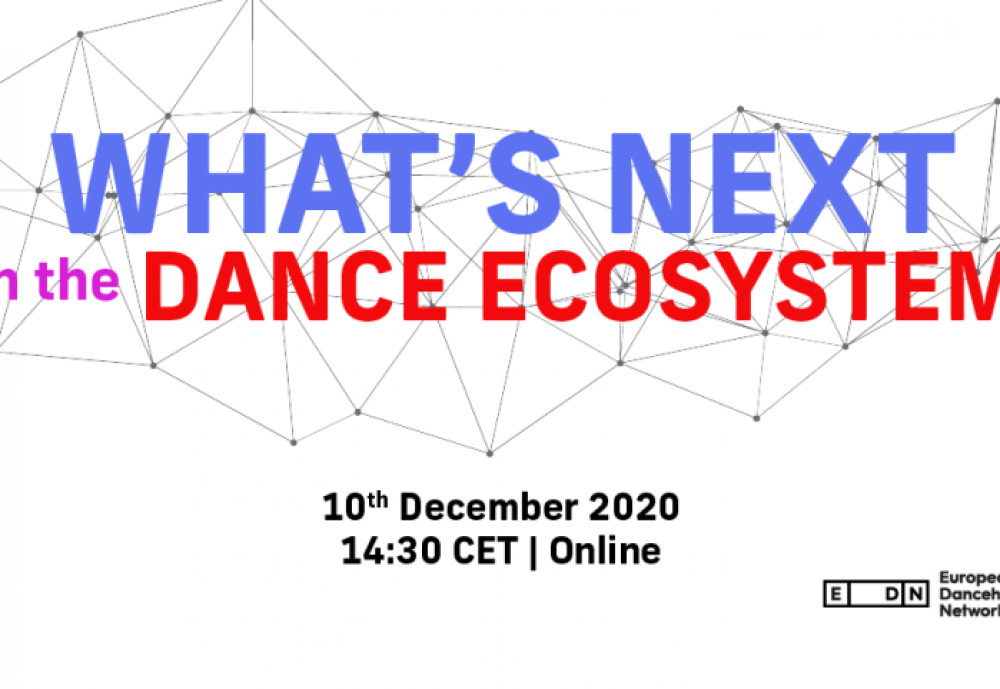 """Konferencja """"What's Next in Restructuring the Dance Ecosystem"""" 