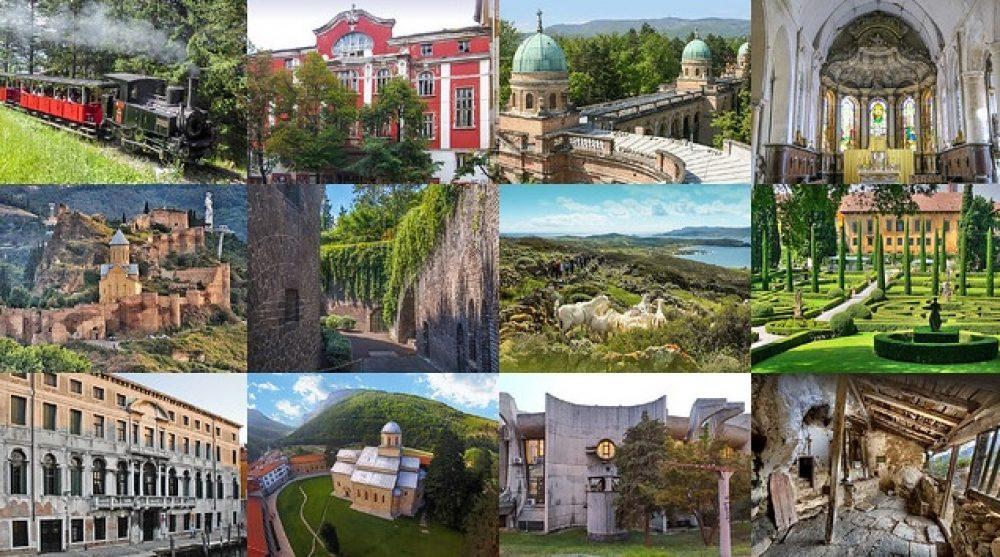 """Ogłoszono 12 najbardziej zagrożonych obiektów dziedzictwa kulturowego w Europie nominowanych do listy """"The 7 Most Endangered"""""""