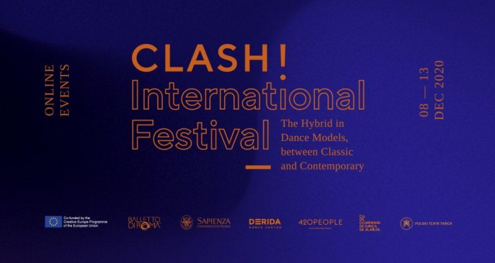 "Międzynarodowy festiwal ""The Hybrid in Dance Models, between Classic and Contemporary"" | 8-13 grudnia 2020 r."