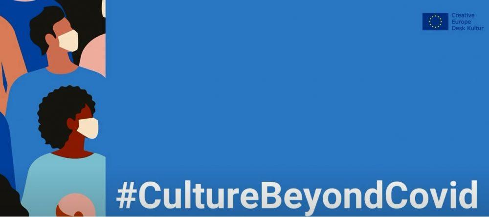 #CultureBeyondCovid – inicjatywa wspierająca sektory kultury i kreatywne w czasie pandemii